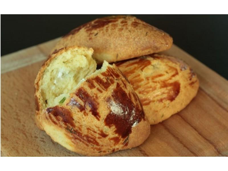 Dereotlu Peynirli Poğaça